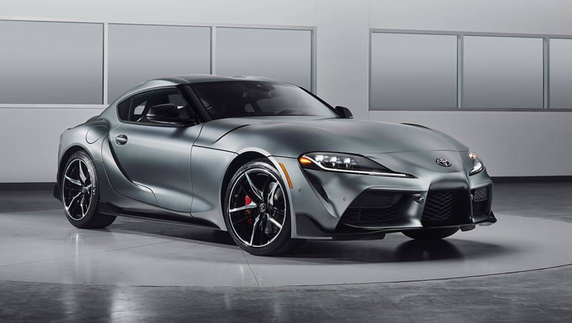 toyota supra 2020 pricing and spec confirmed  rear