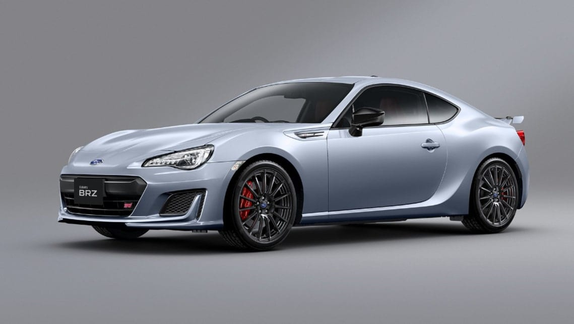 Second Generation Subaru Brz Toyota 86 Confirmed Car News Carsguide