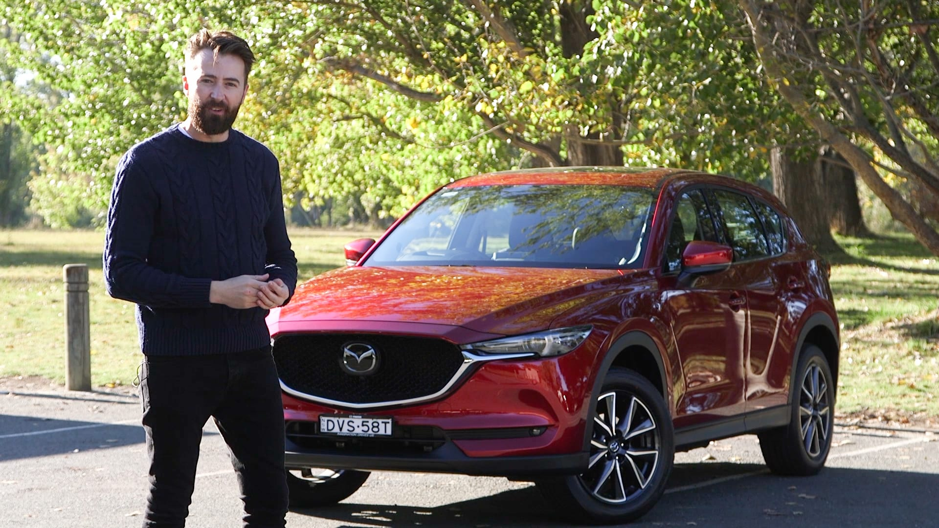mazda cx-5 2018 review | carsguide