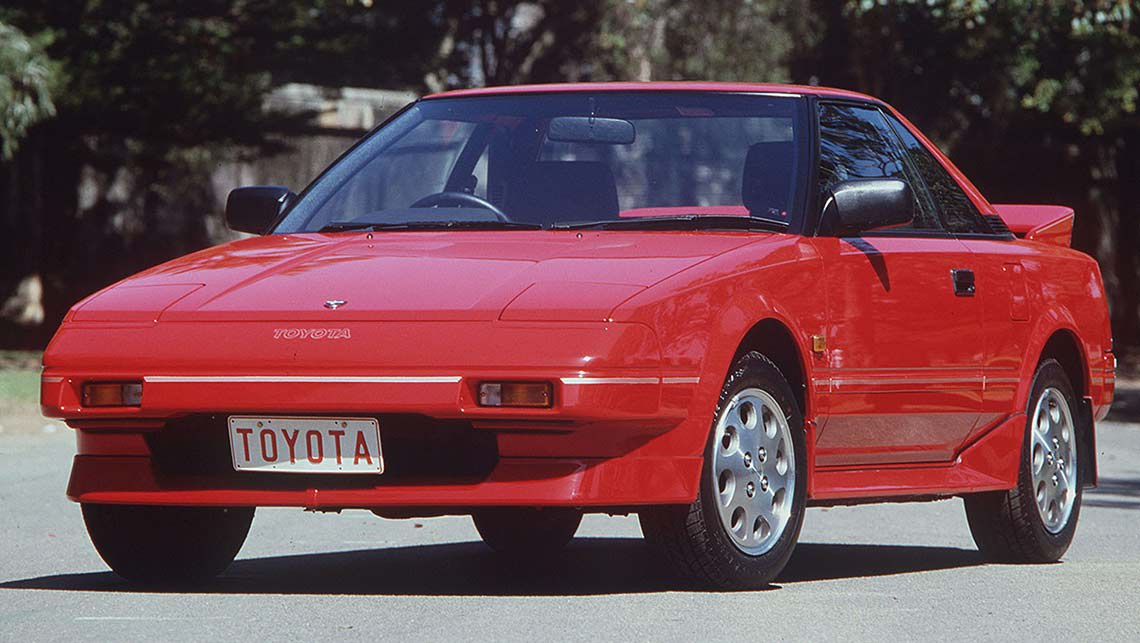 Used Toyota MR2 review 19872006  CarsGuide