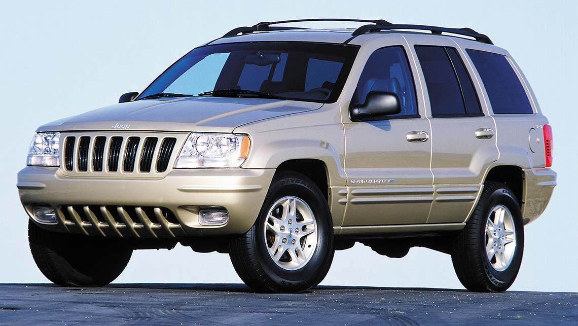 Great 1999 Jeep Grand Cherokee