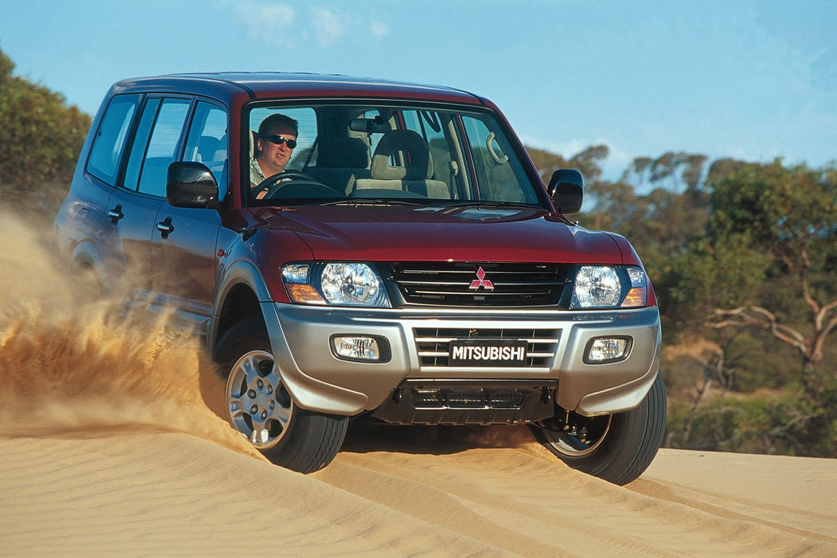 used mitsubishi pajero review 2001 2016 carsguide. Black Bedroom Furniture Sets. Home Design Ideas
