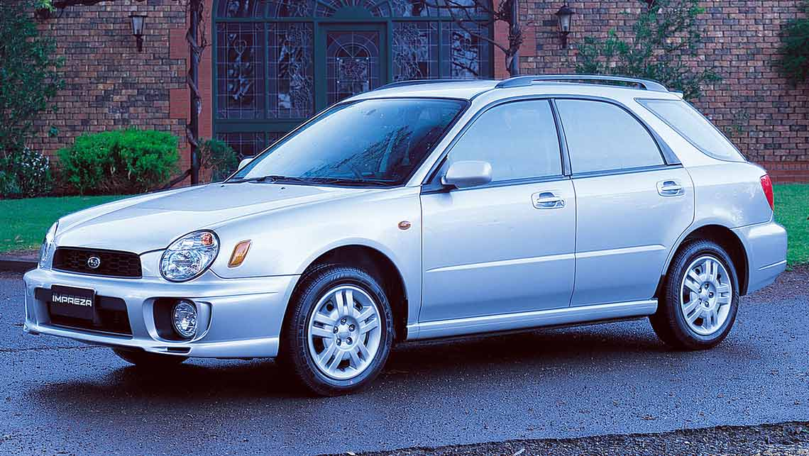 Used Car Ad >> Used Subaru Impreza review: 2000-2013 | CarsGuide