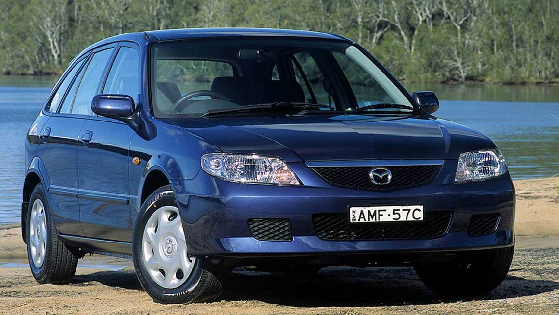 used mazda 323 review: 1994-2003 | carsguide