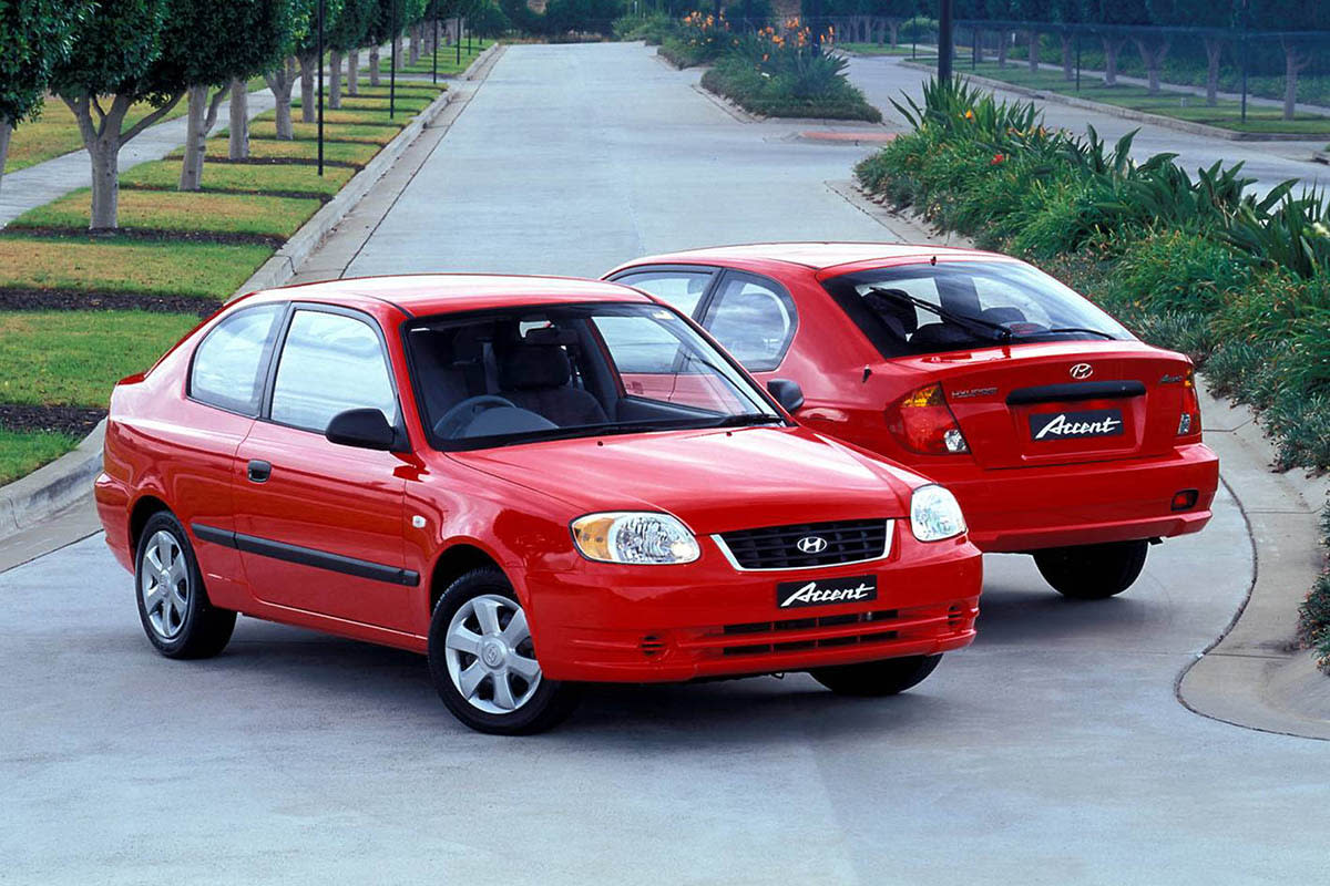 Used Hyundai Accent review: 2000-2006 | CarsGuide