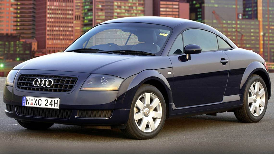 Audi tt coupe 2001 review