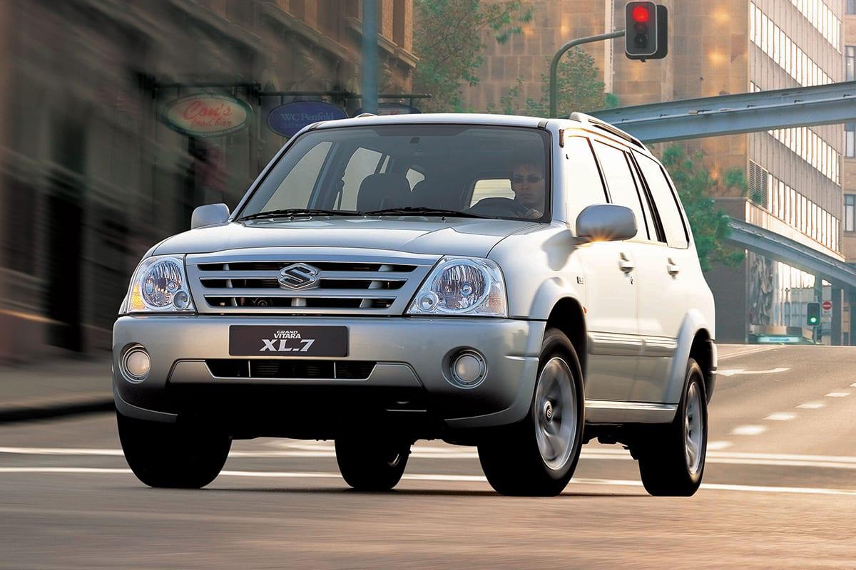 Modne ubrania Suzuki XL-7 4WD 2004 review | CarsGuide VN29