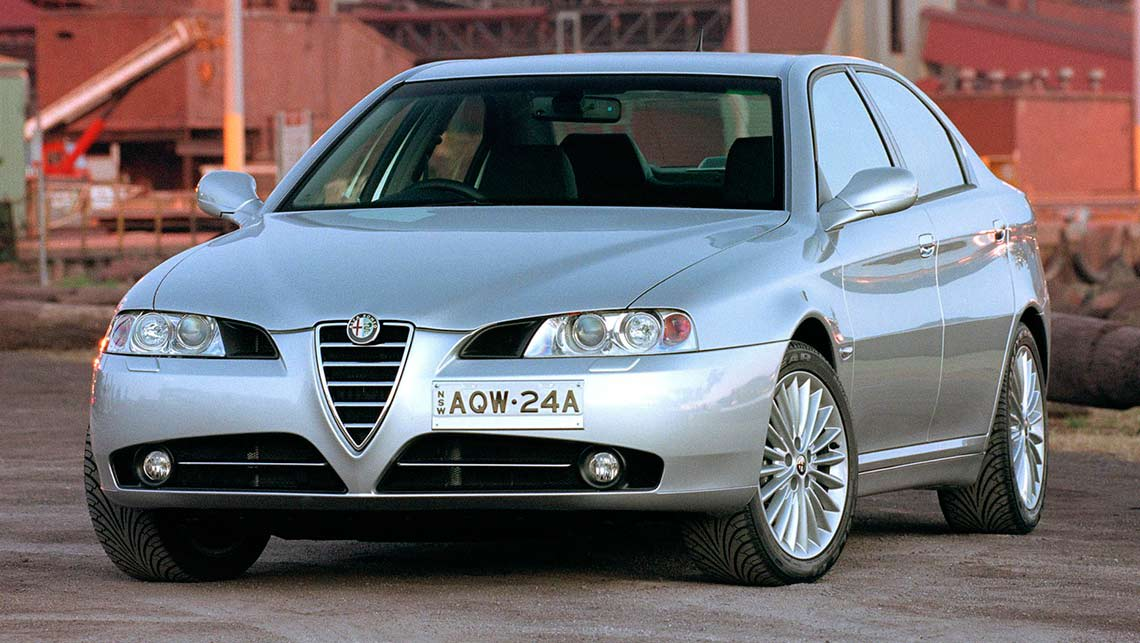 used alfa romeo 166 review 1999 2009 carsguide. Black Bedroom Furniture Sets. Home Design Ideas