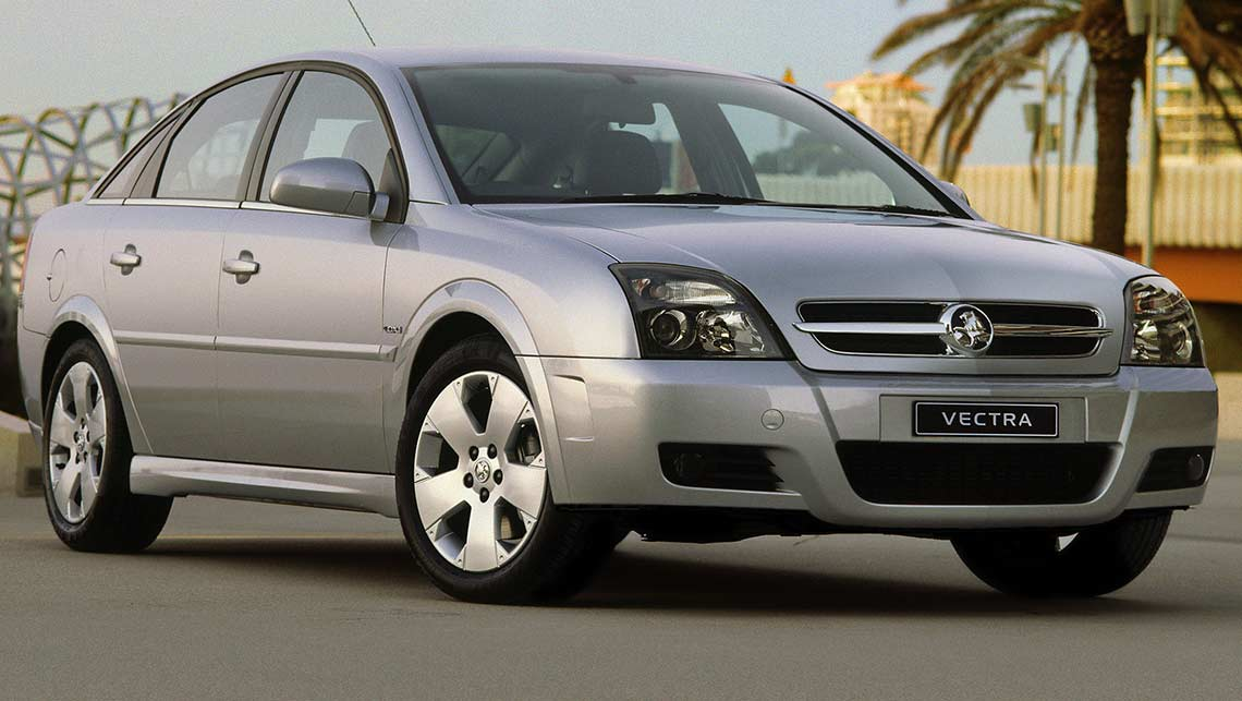 Used holden vectra review 1997 2006 carsguide holden vectra 2004 fandeluxe Image collections