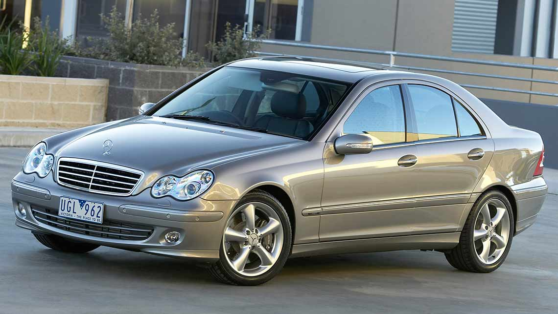 Used mercedes benz c class review 2001 2013 carsguide for Average insurance cost for mercedes benz c300