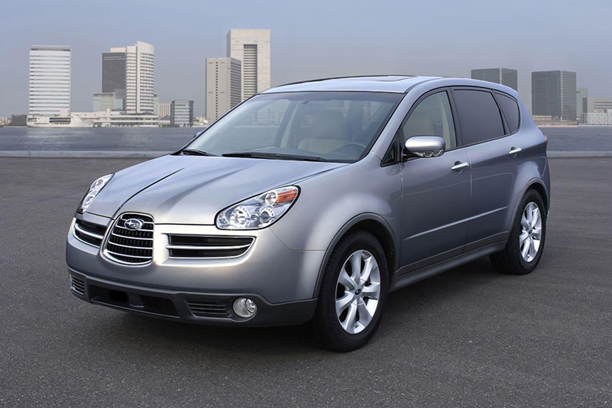 used subaru tribeca review: 2006-2014   carsguide