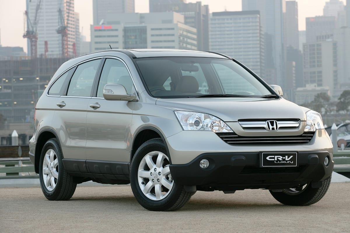 Used Honda CR-V review: 2007-2012   CarsGuide