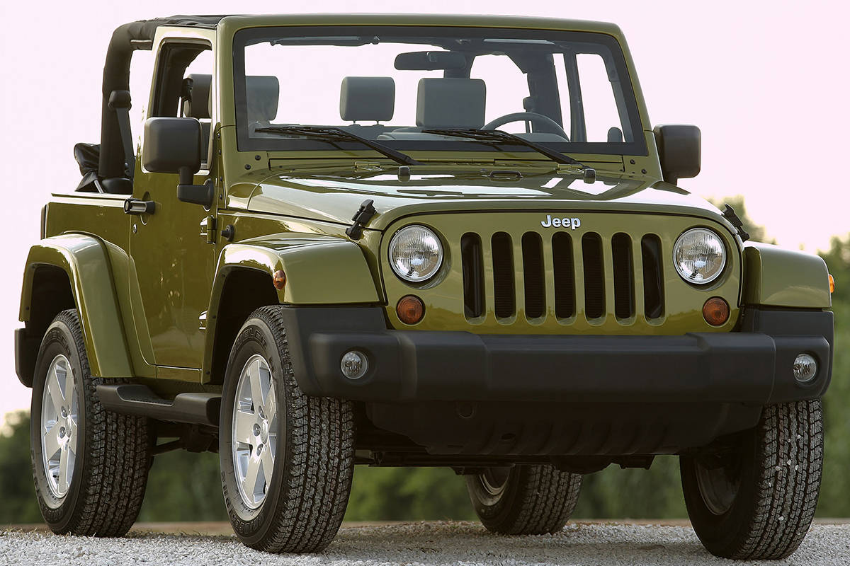 Used Jeep Wrangler Review 2007 2015 Carsguide Parts Book