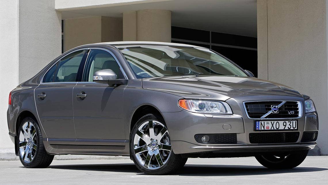Volvo s80 used review 1998 2013 carsguide for Star motor cars volvo