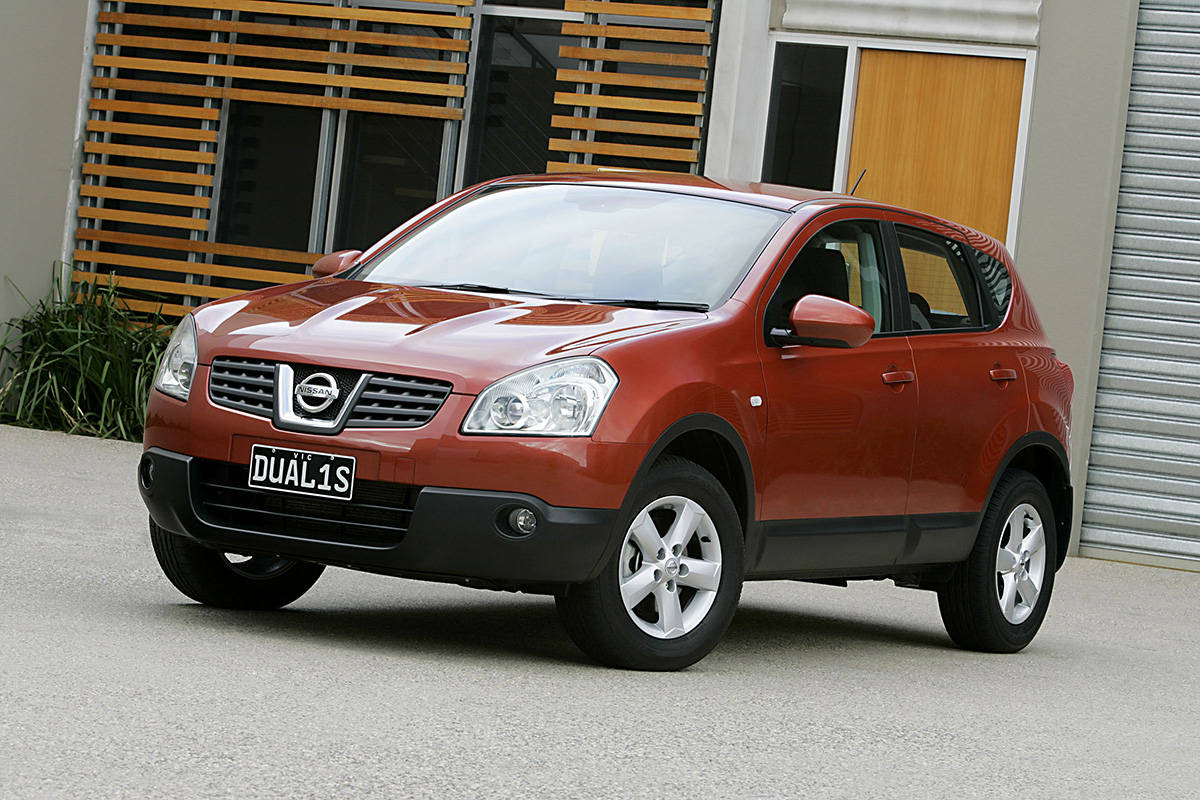 Suv Crossover Buy Or Sell New Used And Salvaged Cars: Used Nissan Dualis Review: 2008-2014
