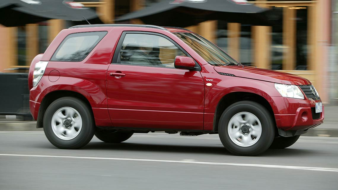Used Suzuki Grand Vitara review: 2008-2012 | CarsGuide