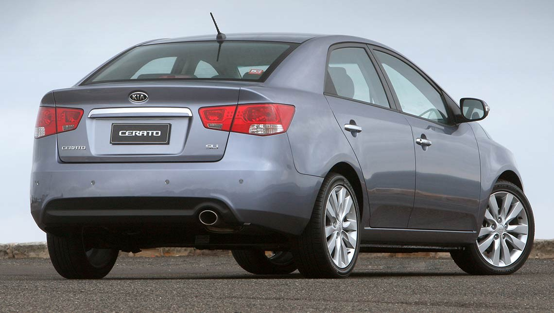 My Kia Performance >> Kia Cerato 2009 review | CarsGuide