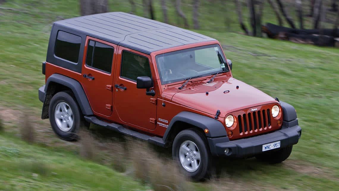 Used Jeep Wrangler Review: 1996 2014