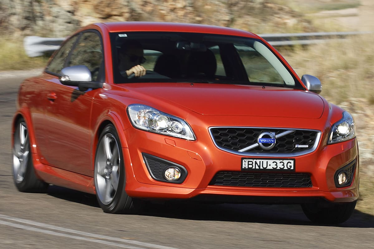 used volvo c30 review 2007 2013 carsguide. Black Bedroom Furniture Sets. Home Design Ideas