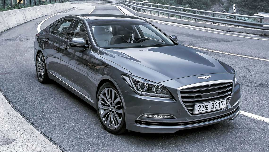 2015 hyundai genesis sedan review carsguide. Black Bedroom Furniture Sets. Home Design Ideas
