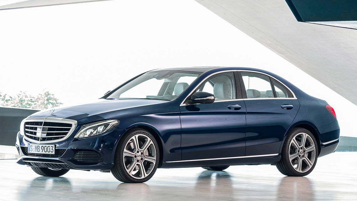 Good ... 2014 Mercedes Benz C Class Sedan