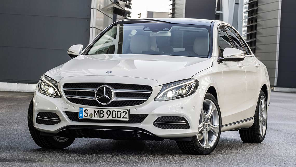 ... 2014 Mercedes Benz C Class Sedan