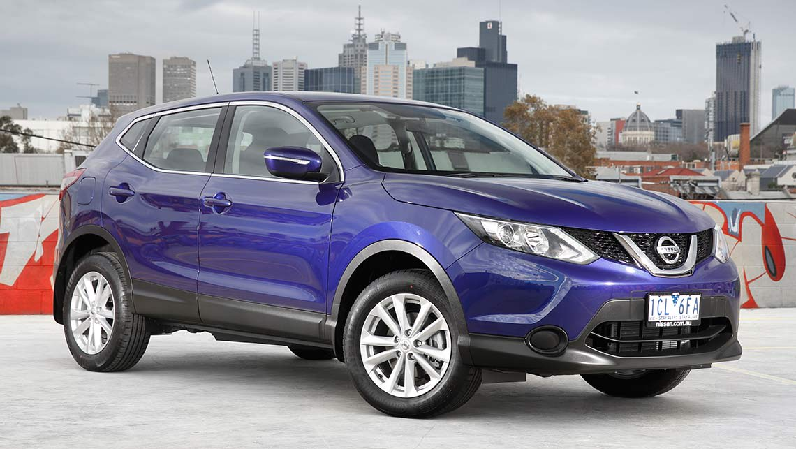 2014 nissan qashqai suv review first drive carsguide. Black Bedroom Furniture Sets. Home Design Ideas