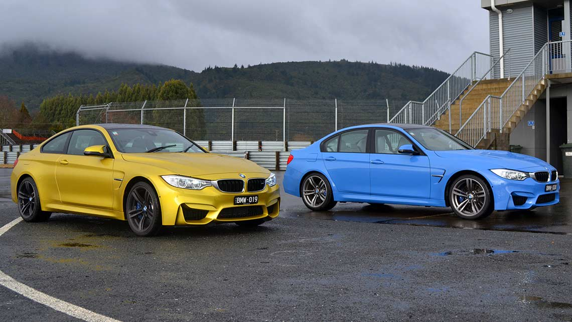 bmw m3 and m4 2014 review | carsguide