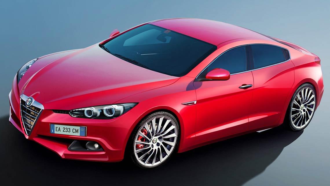 Alfa Romeo Giulia Due By 2016 Car News Carsguide
