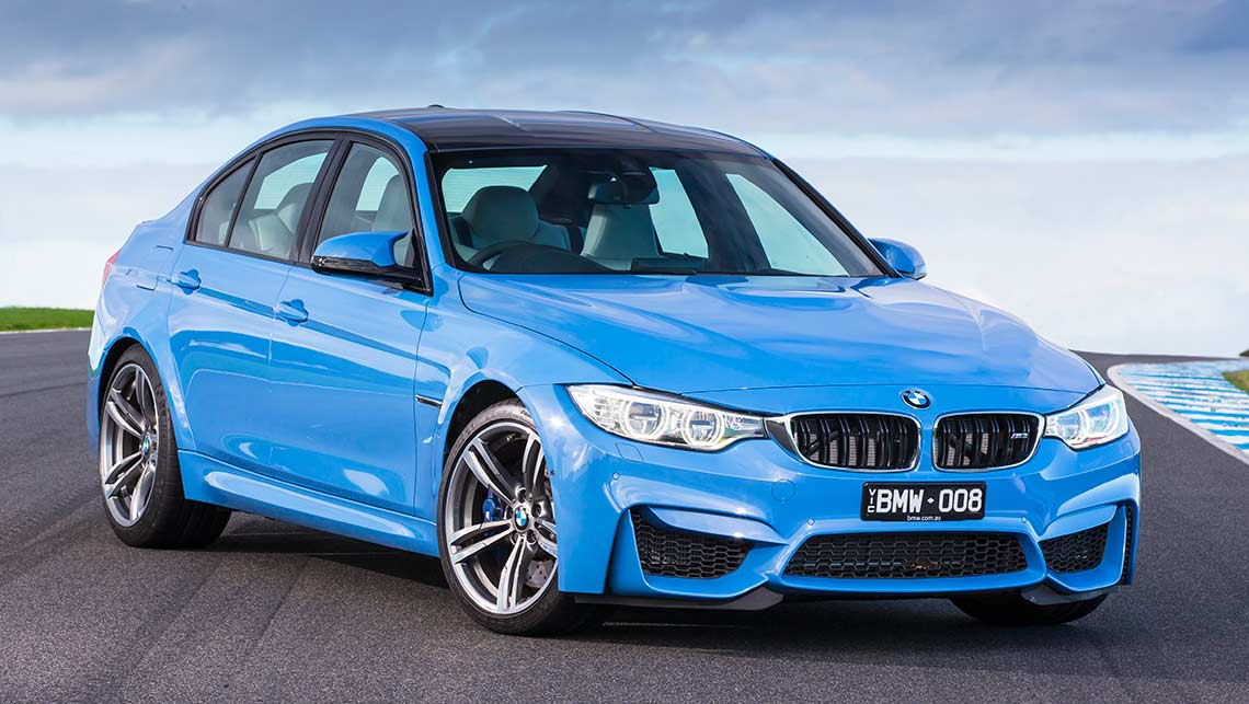BMW M Auto Review CarsGuide - 2014 bmws
