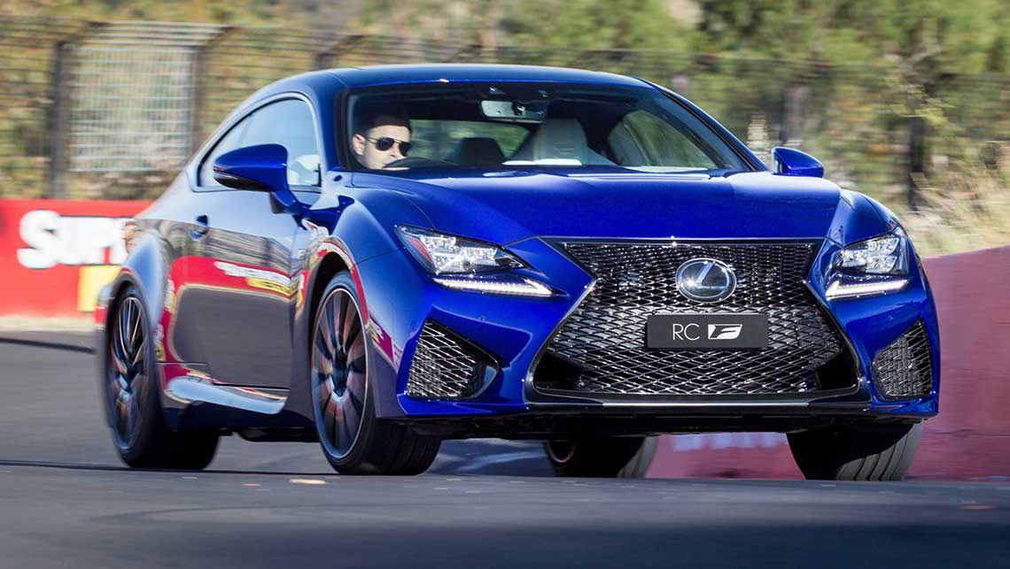 Buy Used Lexus Rcf Autos Post