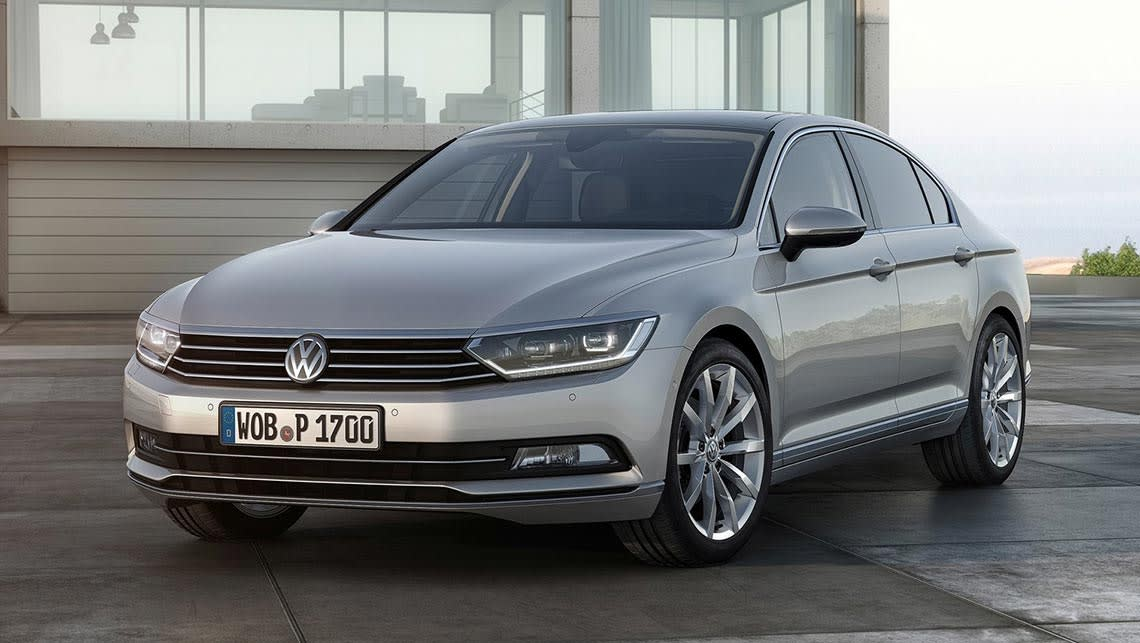 2015 VW Passat revealed - Car News | CarsGuide