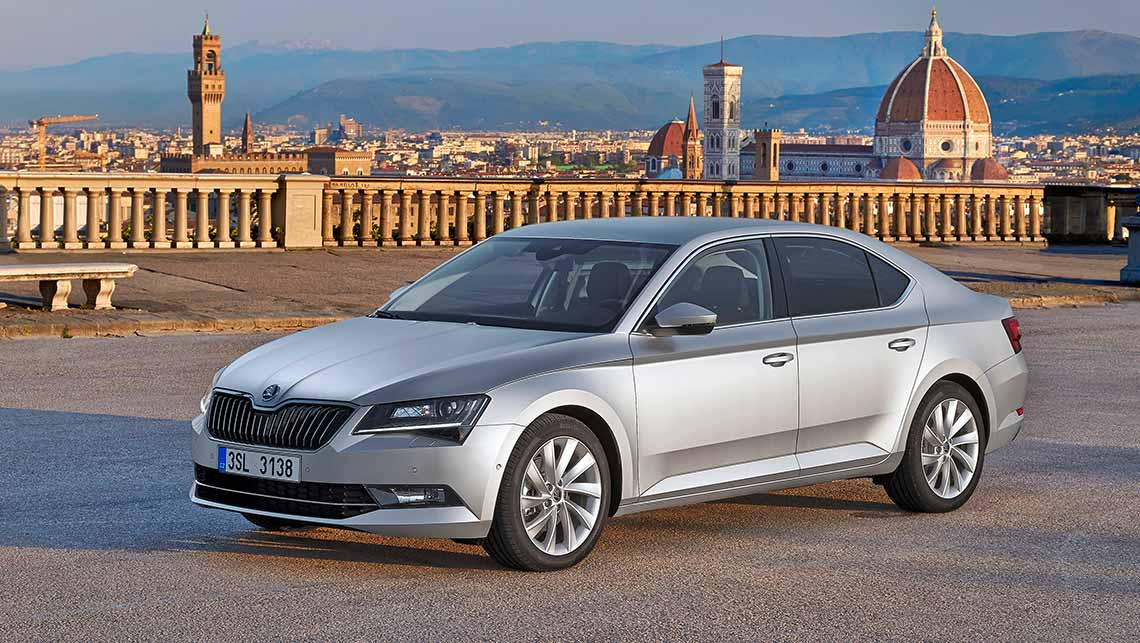 skoda superb 2016 review carsguide. Black Bedroom Furniture Sets. Home Design Ideas