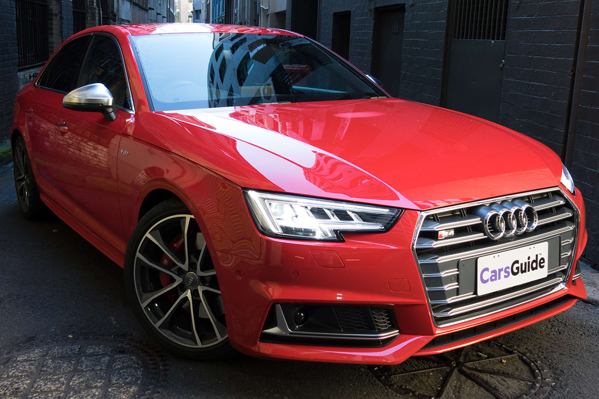 Audi S Sedan Review CarsGuide - Audi s4 horsepower