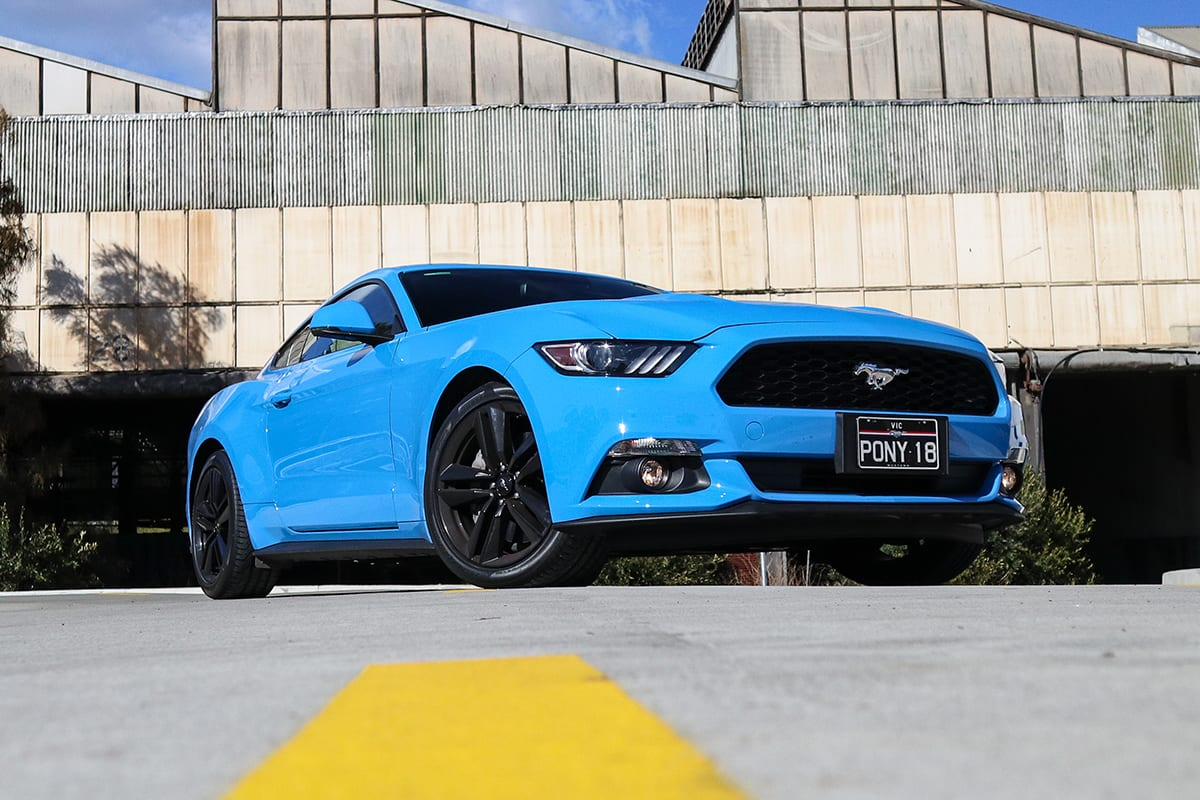Ecoboost Ford Mustang Fuel Consumption