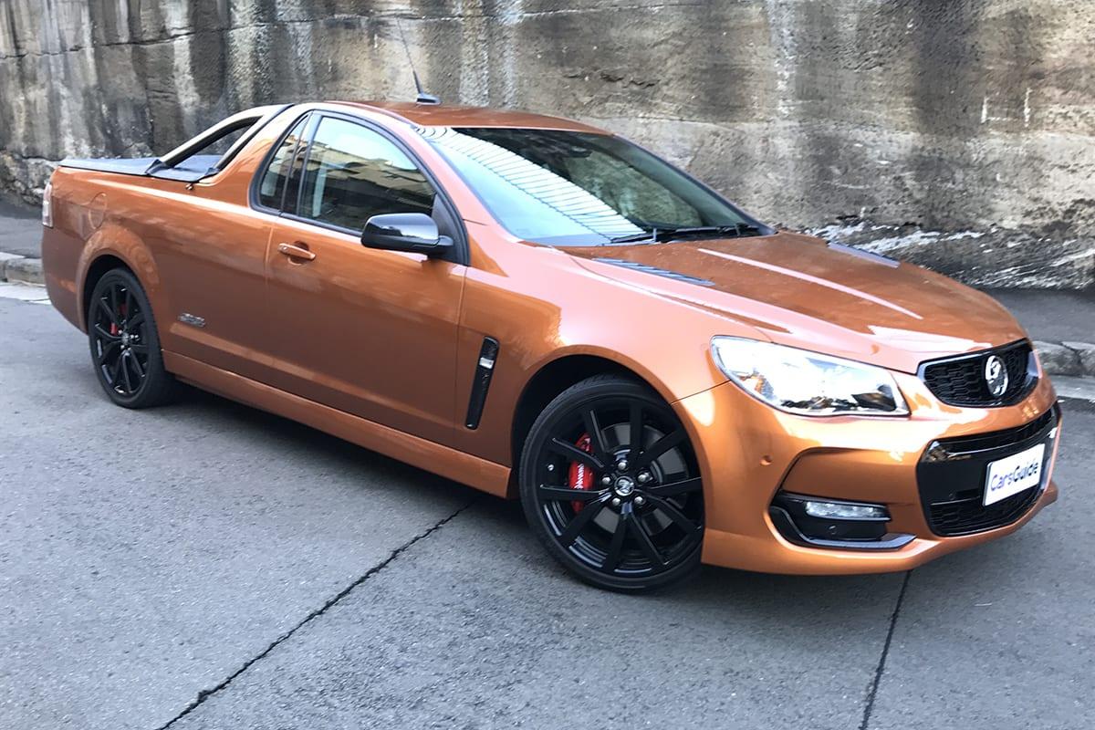 Holden SSV Redline Ute 2017 review | CarsGuide
