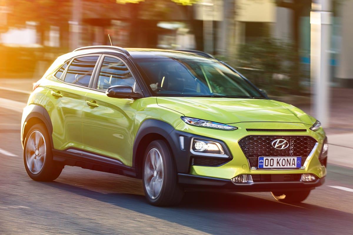 Hyundai Kona Highlander 2017 Review: Snapshot