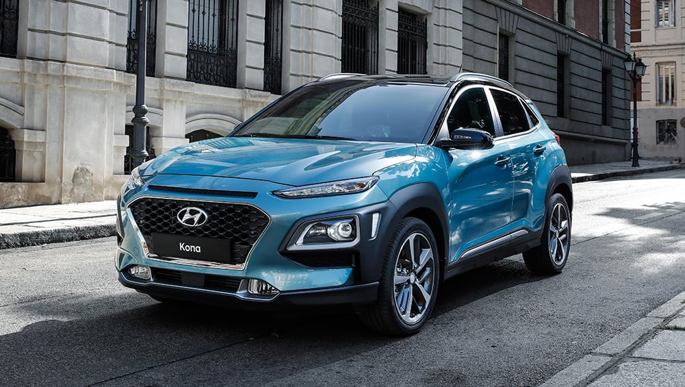 Hyundai Kona 2017 SUV Revealed - Car News   CarsGuide