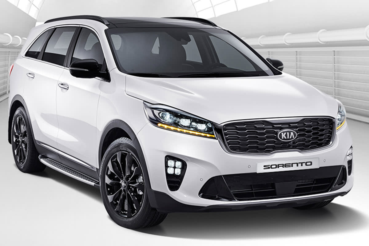kia sorento 2017 facelift revealed car news carsguide. Black Bedroom Furniture Sets. Home Design Ideas