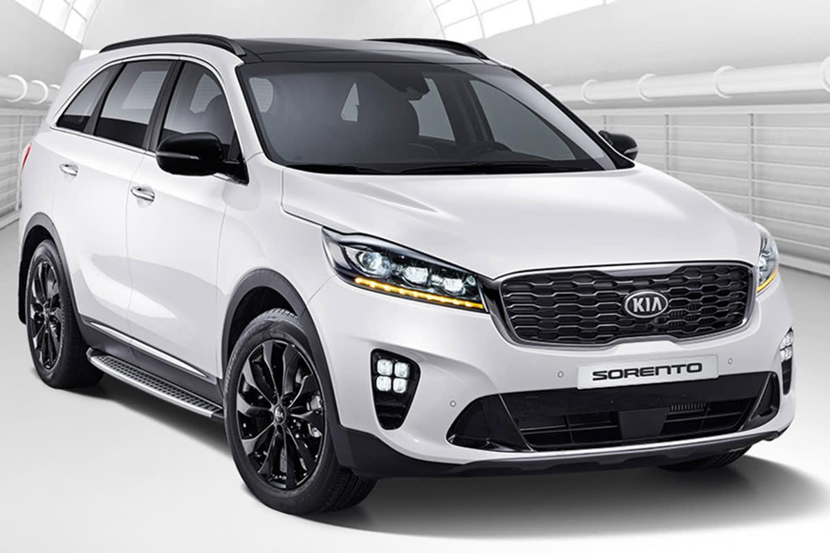 kia sorento 2017 facelift revealed car news carsguide. Black Bedroom Furniture Sets. Home Design Ideas
