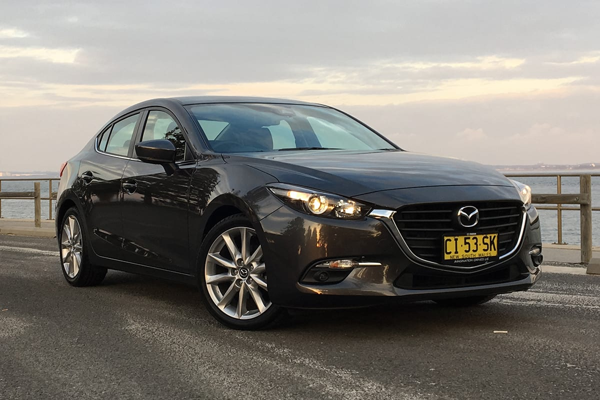 Mazda 3 Hatchback With Rims >> Mazda 3 2017 review | CarsGuide