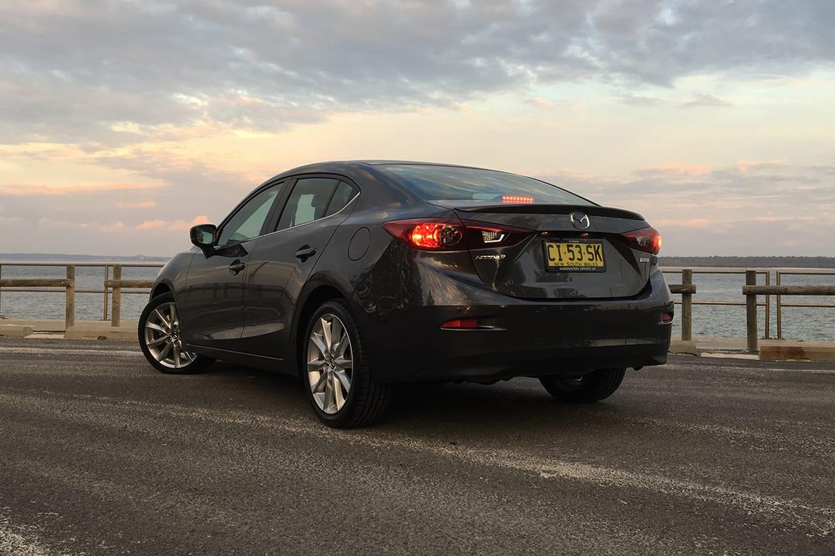 Mazda 3 SP25 GT 2018 Review: Snapshot