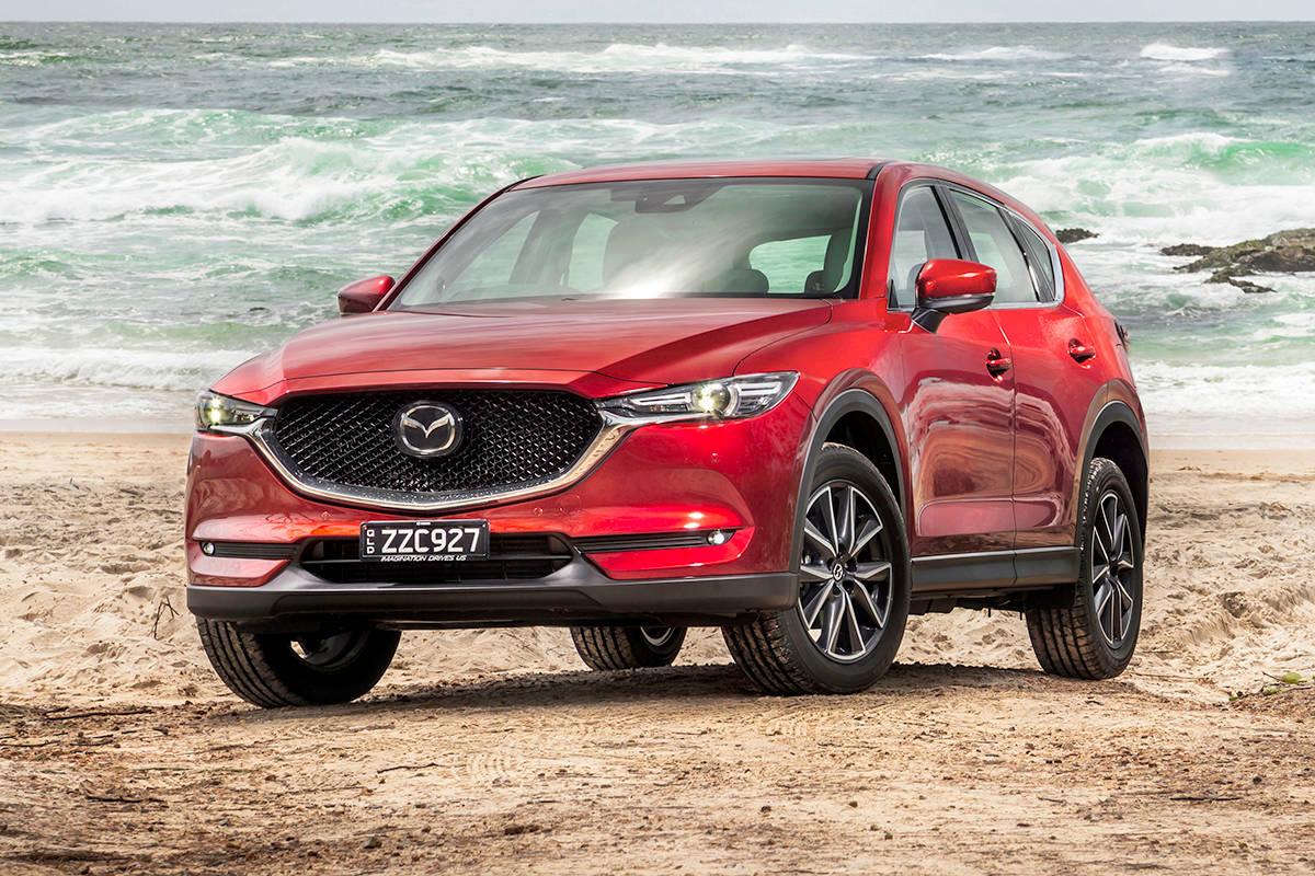 Mazda Cx 5 Akera 2017 Review Snapshot Carsguide