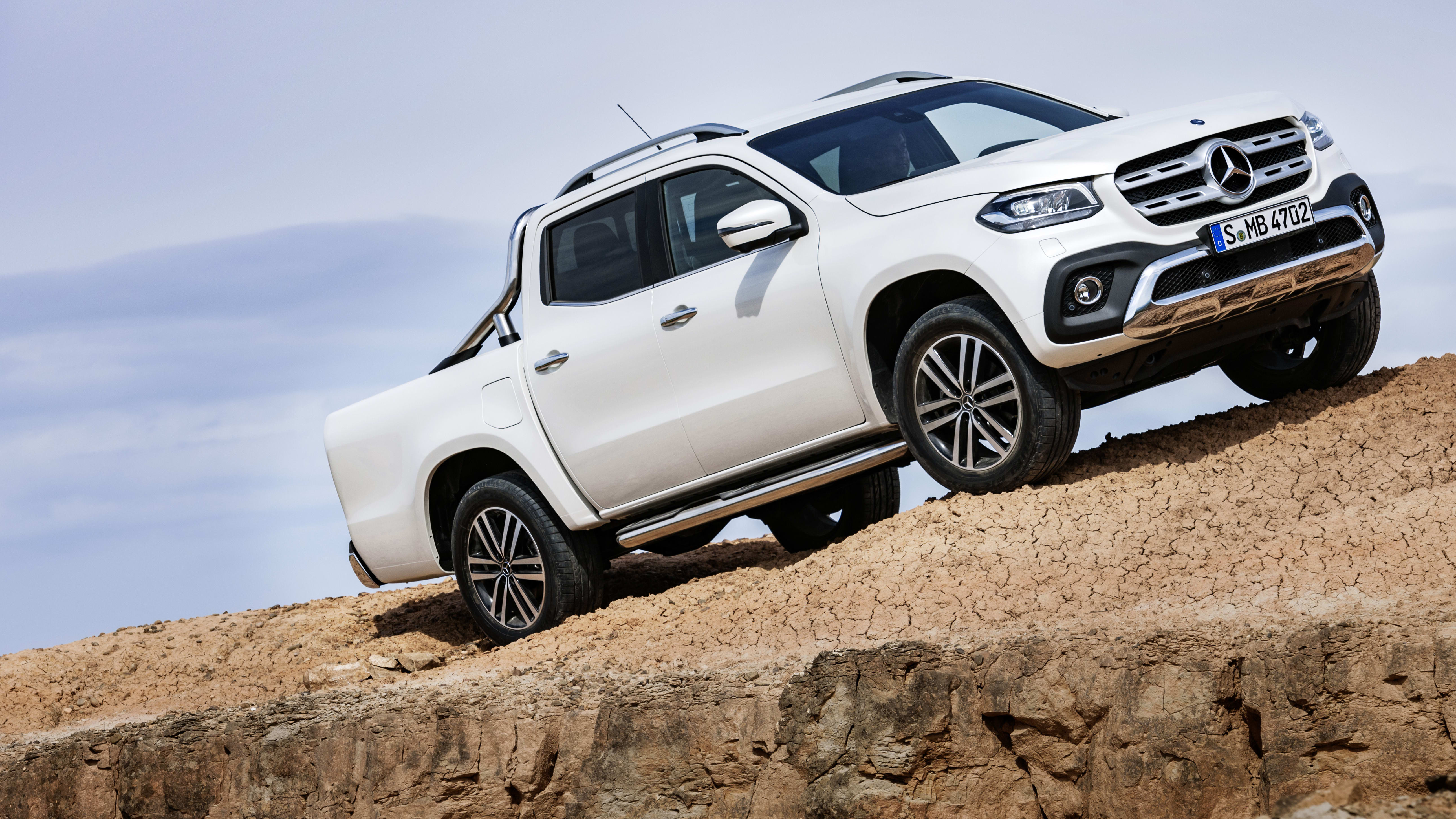 Mercedes Benz X Class Carsguide