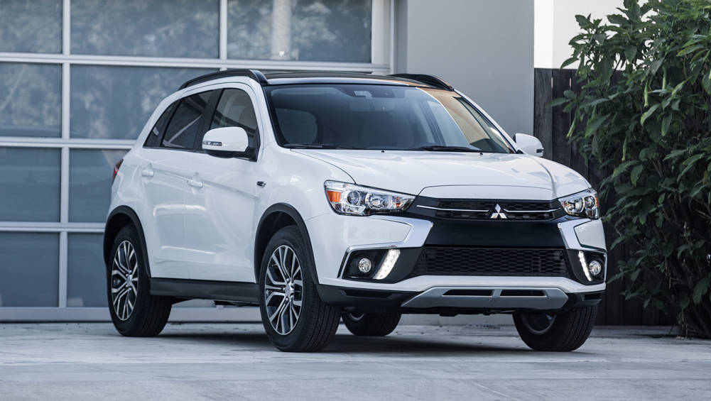 2017 mitsubishi asx receives update at new york car news carsguide. Black Bedroom Furniture Sets. Home Design Ideas