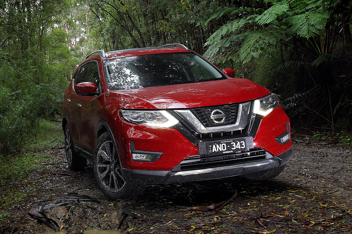 nissan x trail reviews carsguide cars review