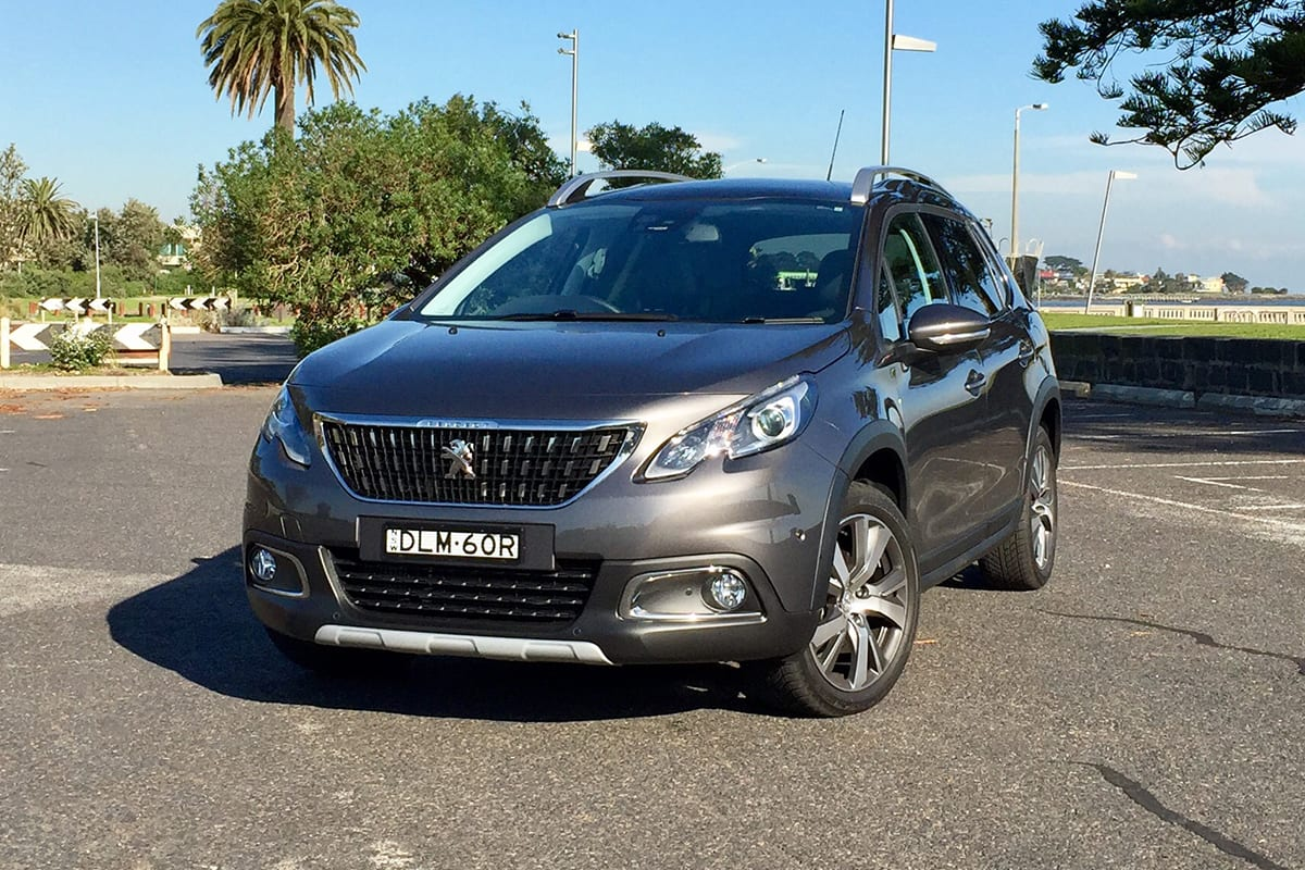 peugeot  allure  review carsguide
