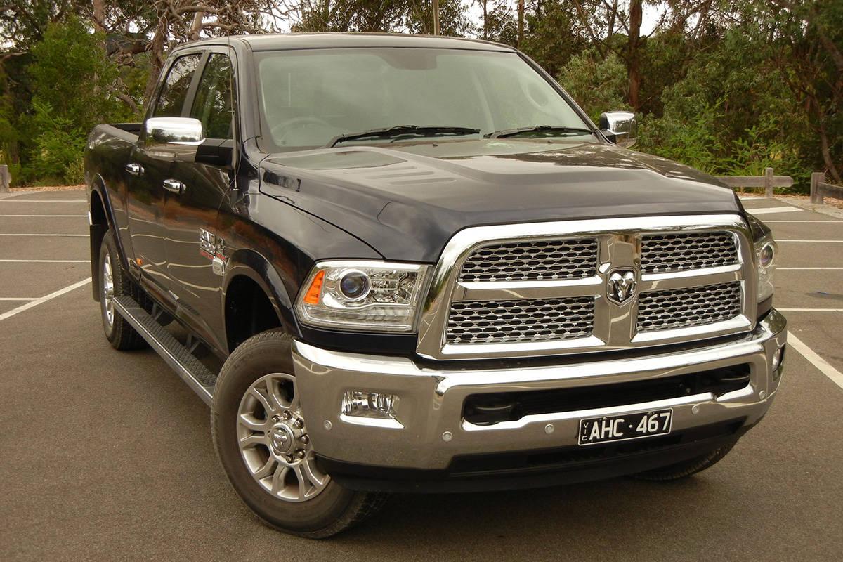 Ram Laramie 2500 2017 Review Carsguide Truck Oem Trailer Wiring Harness