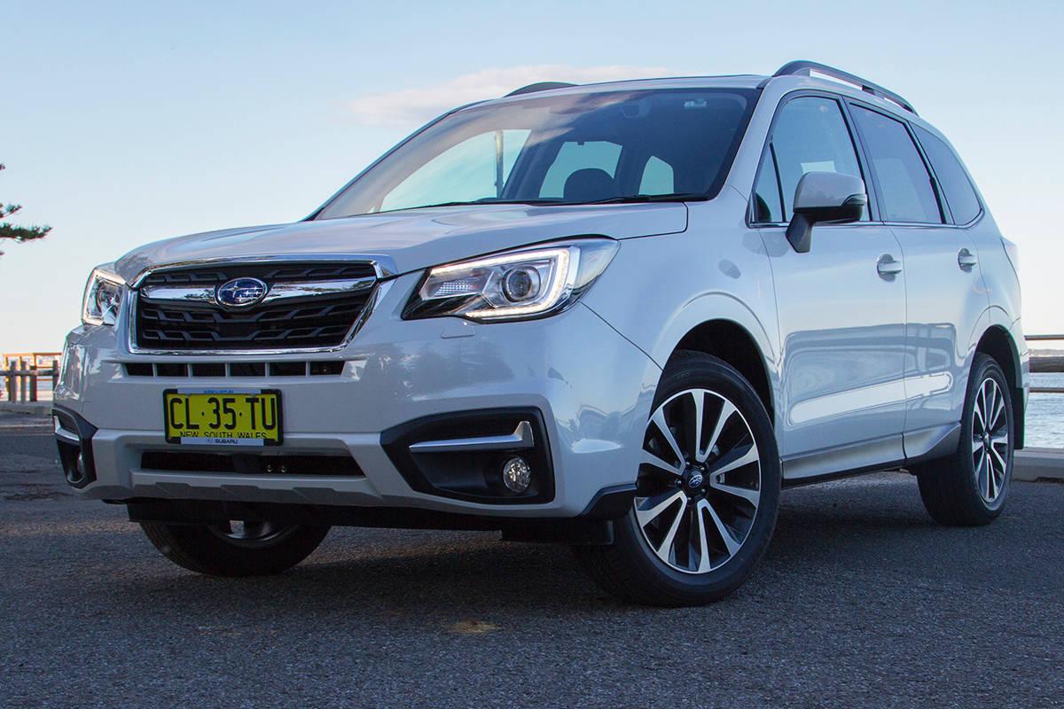 Subaru Forester 2.5i-S 2018 Review: Long Term