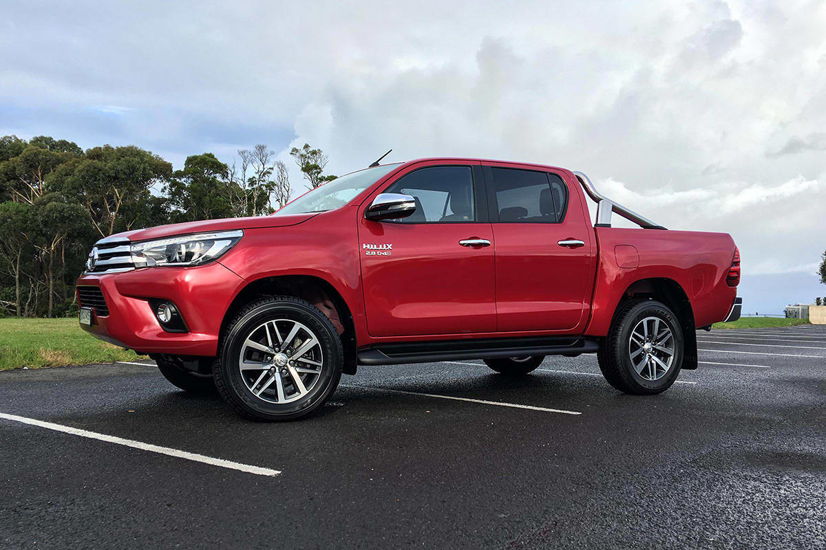 Best Utes For Tradies Carsguide